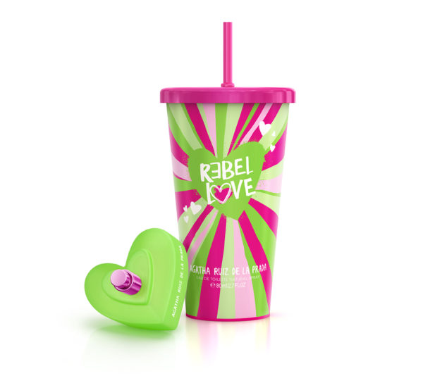 Agatha Ruiz de la Prada - Rebel Love - Estuche exclusivo