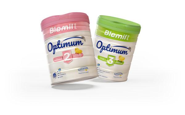 Blemil Optimun - Ordesa - Ilustración 3D