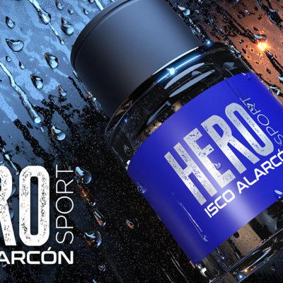 ISCO ALARCON - HERO SPORT - ilustración 3D