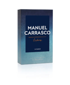 Libre Intenso de Manuel Carrasco