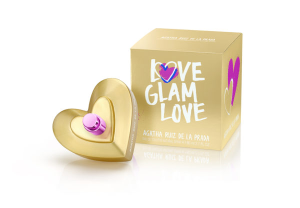 Agatha Ruiz de la Prada - LOVE GLAM LOVE - Edt 50 ml + Body 50 ml