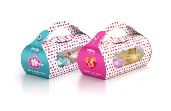 Agatha Ruiz de la Prada - Take Away duo - Florever & LOVE