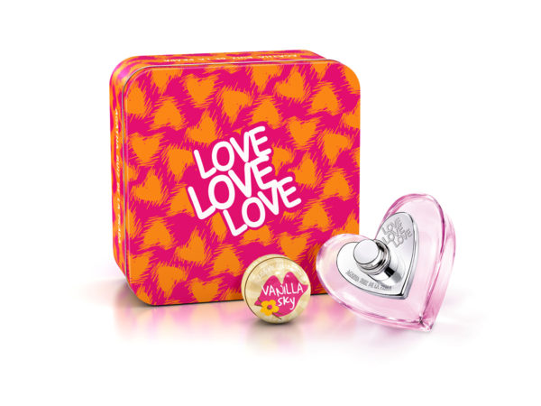 Agatha Ruiz de la Prada -Love Love Love - Estuche exclusivo