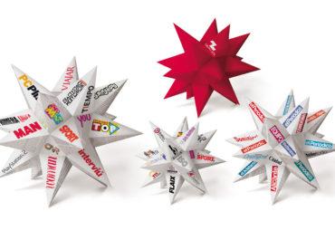 Fotomontaje Grupo ZETA para navidad