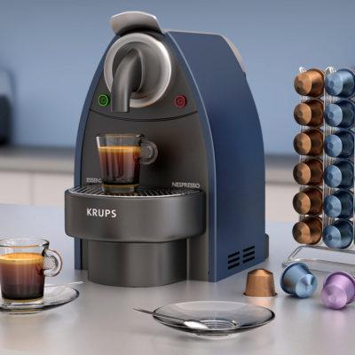 Krups Essenza - Nespresso