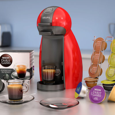 Krups Piccolo - Dolce Gusto