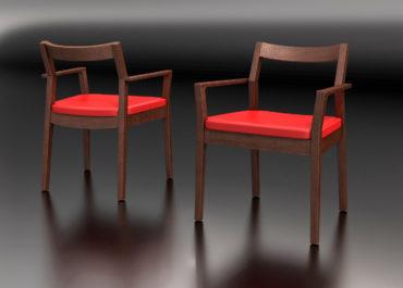 Silla Kruisin - Ilustración 3D