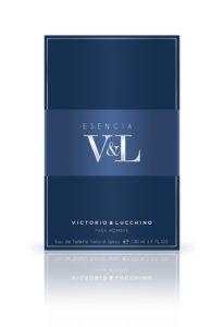 Esencia Blue Man - Victorio & Lucchino